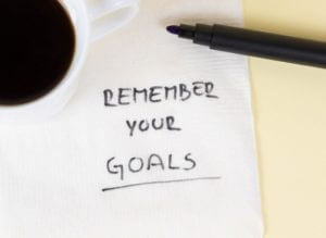 What is your goal of life Image