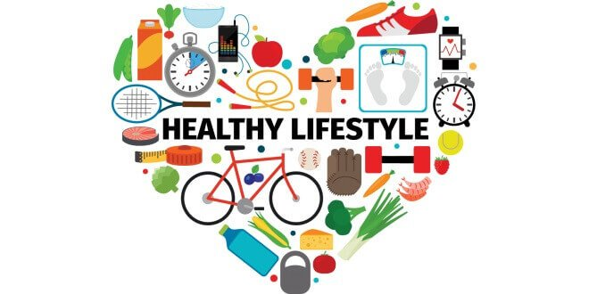 Maintain a Healthy Lifestyle Image
