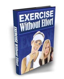 Exercise Without Effort image