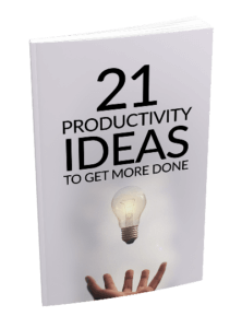 21 Productivity Ideas To Get More Done-small