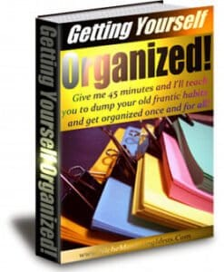 Let's Get Organized image
